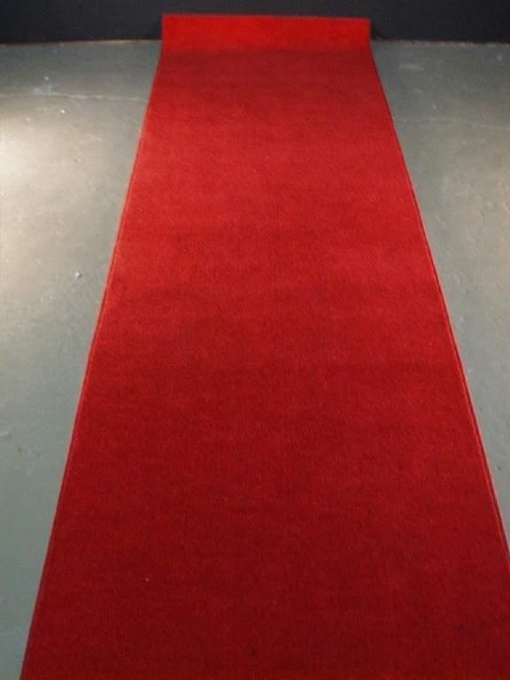 Red Carpet Runner 1587 Props Unlimited Events Llc