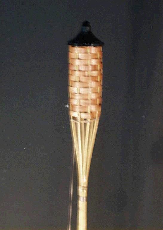 Backyard Tiki Torches : Home  Catalog  Caribbean  Tiki Torch ? Outdoor (#2433)