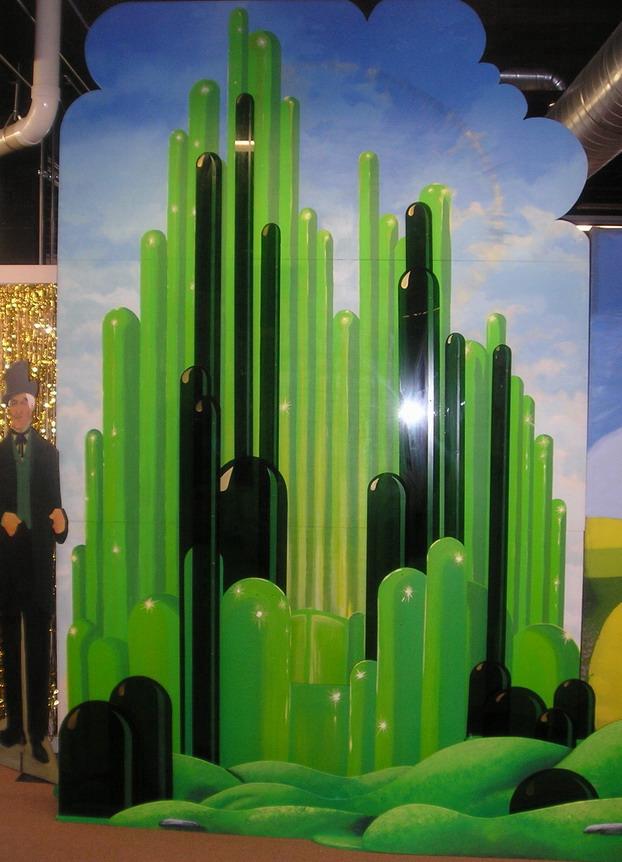 Emerald city 2d 2786 props unlimited events llc for Emerald city nickname